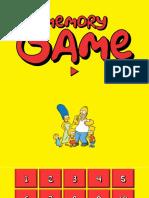 Memory Game - Family Members