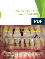 Riesgo Periodontal
