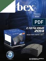 Abex Catalogo 2014 - digipubZ FRENO O FRICIONES.pdf