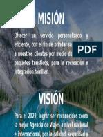 Presentación1 mision