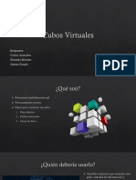 Cubos Virtuales