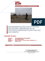 Informe Topografico