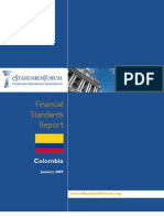 Colombia Financial Standards Report