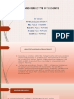 PPT PPM 8 (Intuitive and Reflective Intilegence)