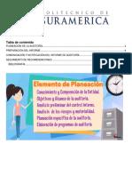 Documento de Apoyo Fases Del Proceso de Auditoria