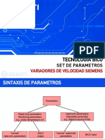 Parametros BICO Micromaster Siemens