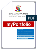 Portfolio Frnt Page