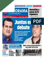 Diario Cajamarca 21-11-2018