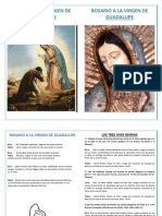 Rosario a La Virgen de Guadalupe II