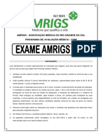Prova Amrigs Publicacao Psp140