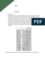 Kegunaan Dari Data Log dan ciri-ciri Bentuk Kurva Log Gamma Ray, Resistivity Dan Densitas Pada Batu Pasir, Batu Lempung Dan Batu Gamping