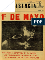 Presencia 19 (1971)