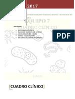 Cuadro Clinico .