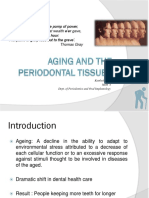 08 Aging & the Periodontal Tissue