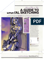 A Guide to Digital Sketching Tutorial