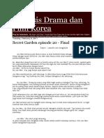 Sinopsis Drama