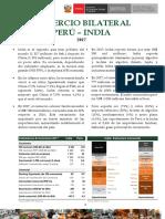 RCB Perú India