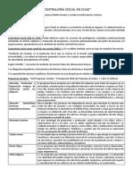 Resumen de Contraloria Social en Chile