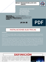 Inst. INST. Electricas