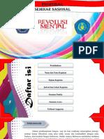 Proposal Seminar Nasional Revolusi Mental 2018