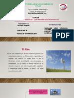 Ambiental diapositivas