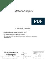 4 El Método Simplex d2l - Copy
