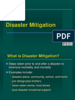 7 Disaster Mitigation