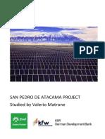 San Pedro de Atacama Project