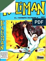 Kaliman - 12 El Terror Blanco