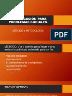 INVESTIGACIÓN PARA PROBLEMAS SOCIALES.pptx