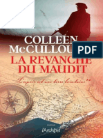 Colleen McCullough – La Revanche Du Maudit