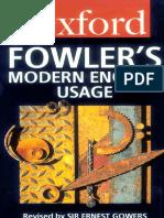 Fowler's Modern English Usage.pdf