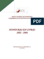 Honduras en Cifras 2002-2006