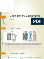 Li-ion Battery Composites