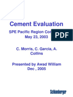 7 Cement Evaluation