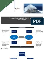 ETFMG BDRY ETF Investment Strategy