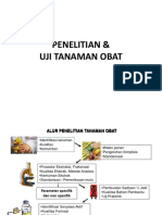 K2. Penelitian dan uji tanaman obat - Sri Luliana, S.Farm, Apt.pptx