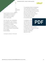 SOLDADINHO de DEUS - Guatupê e Guaratuba (Impressão)