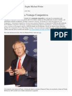 Lectura+La+Ventaja+Competitiva+Según+Michael+Porter