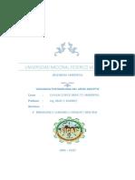 Informe de Dengue - Cs Bellavista - Callao
