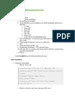 Installing FreeBSD