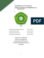 Peran Lsm Dan Lembaga Donor (Pemberdayaan)