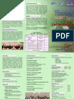 Brochure ICAE 7