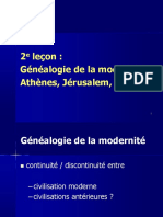 2012 02 Genealogie Modernite