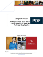 APP-146 - DPRM and PSRM Technica Spec - April06
