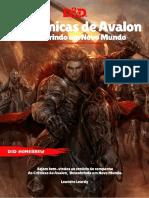 As Crônicas de Avalon, Descibrindo Um Novo Mundo
