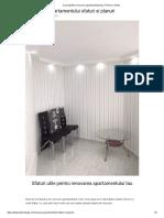 Cum Planifici Renovarea Apartamentului Tau- Preturi Si Oferte