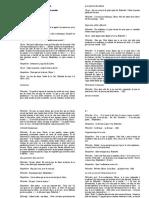 Gide Philoctete Notes de Lecture