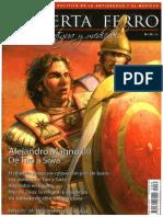 Desperta Ferro Antigua y Medieval Número 33 Alejandro Magno (II) de Tiro a Siwa