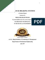 ABS Seminar Report